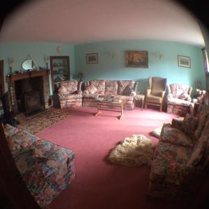 Coombe Farm, Bed & Breakfast  Lynton - big - 6
