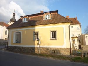 Penzion Guest House U Zlatého Jelena Žinkovy Česko