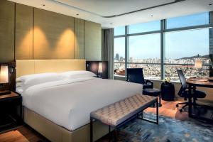 Hilton Jinan South Hotel & Residences, Hotely  Ťi-nan - big - 37