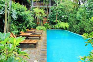 ZEN Villa near UNPAR, 1 Bedroom, Affittacamere  Bandung - big - 20