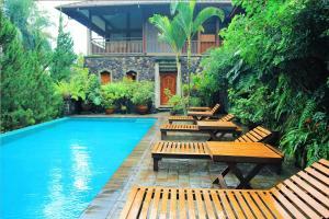 ZEN Villa near UNPAR, 1 Bedroom, Affittacamere  Bandung - big - 21