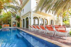Kennedy Towers - Frond P Garden Home - Dubai