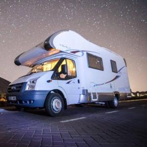 Campingcar Lanzarote - Arrieta
