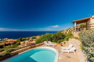 De Elysee, Villas  Costa Paradiso - big - 11