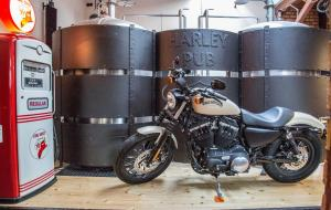 Penzion Harley Pub, Penzióny  Otrokovice - big - 1
