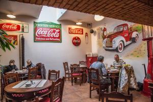 Penzion Harley Pub, Penzióny  Otrokovice - big - 16
