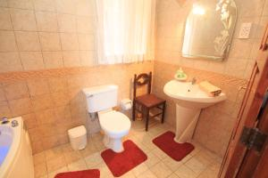 Ta' Bejza Holiday Home with Private Pool, Ferienhäuser  Xewkija - big - 39