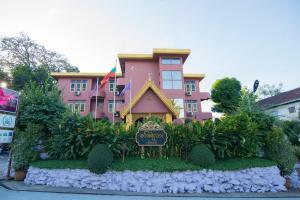 Cinderella Hotel, Hotely  Mawlamyine - big - 1