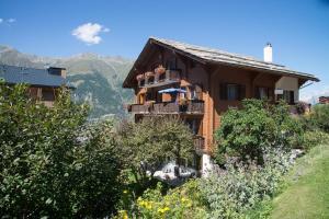 Chalet Soldanella - Apartment - Grächen