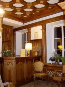 Kleiber, Hotel  Saint-Jean-Saverne - big - 36