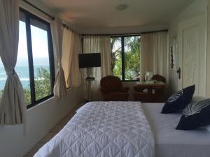 Caixa D'aço Residence, Ferienhäuser  Portobelo - big - 40