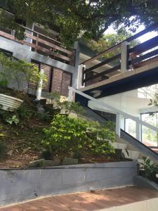 Caixa D'aço Residence, Ferienhäuser  Portobelo - big - 32
