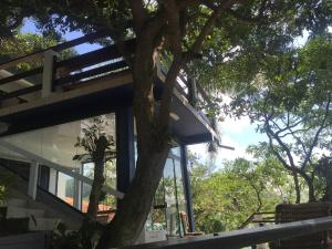 Caixa D'aço Residence, Ferienhäuser  Portobelo - big - 34