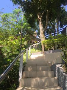 Caixa D'aço Residence, Ferienhäuser  Portobelo - big - 31