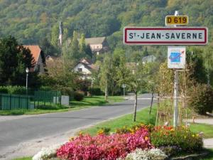 Kleiber, Hotel  Saint-Jean-Saverne - big - 21