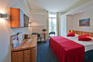 St. Moritz Hotels