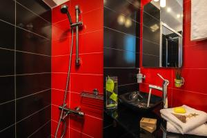 Semiramis Guesthouse, Hotely  Adamas - big - 17