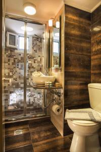 Semiramis Guesthouse, Hotely  Adamas - big - 43