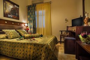 Semiramis Guesthouse, Hotely  Adamas - big - 64