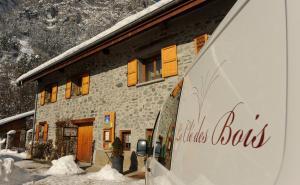 La Clé des Bois, B&B (nocľahy s raňajkami)  Le Bourg-d'Oisans - big - 41