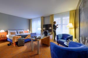 Mercure Hotel & Residenz Berlin Checkpoint Charlie, Hotely  Berlín - big - 12