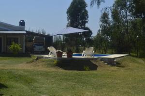 Ecos del Valle, Chaty  San Rafael - big - 38
