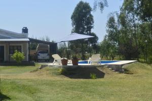 Ecos del Valle, Lodges  San Rafael - big - 36