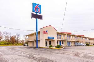 Motel 6-Mount Vernon, IL