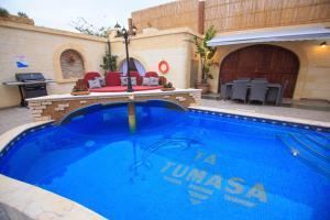 Ta Tumasa Farmhouse, Отели типа «постель и завтрак»  Надур - big - 66