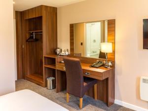 Springfield Hotel & Health Club, Отели  Halkyn - big - 24