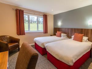 Springfield Hotel & Health Club, Отели  Halkyn - big - 28