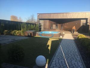 Villa Pyatnica - Kresty