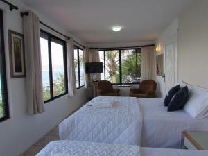 Caixa D'aço Residence, Ferienhäuser  Portobelo - big - 65