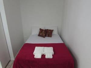 Caixa D'aço Residence, Ferienhäuser  Portobelo - big - 6