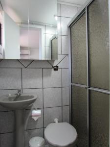Caixa D'aço Residence, Ferienhäuser  Portobelo - big - 2