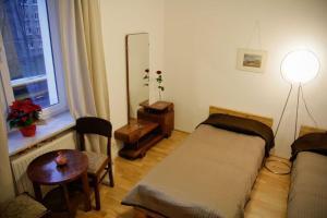 Koro de Varsovio - Apartament Solidarności 101