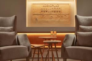 Mykonos Kosmoplaz Beach Resort Hotel, Hotel  Platis Yialos Mykonos - big - 42