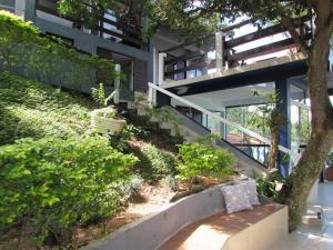 Caixa D'aço Residence, Ferienhäuser  Portobelo - big - 96