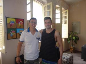 Pousada Pedacinho da Bahia, Гостевые дома  Сальвадор - big - 41
