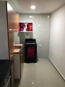 Apartaestudio Palmares de Crespo, Apartments  Cartagena de Indias - big - 9