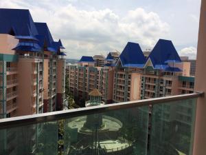 Grande Caribbean Condo, Apartmány  Pattaya South - big - 22