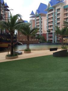 Grande Caribbean Condo, Apartmány  Pattaya South - big - 21