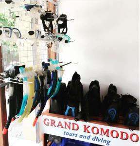 Komodo Lodge, Homestays  Labuan Bajo - big - 15