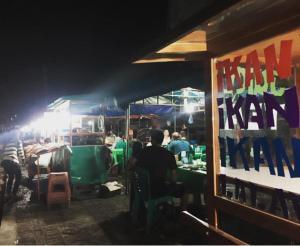 Komodo Lodge, Homestays  Labuan Bajo - big - 29