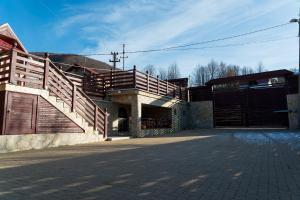 Pridvorul Haiducilor, Szállodák  Aknavásár - big - 33