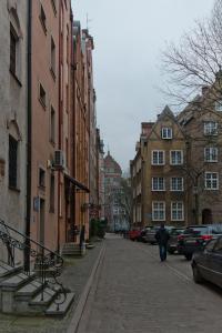 Apartamenty Gdańsk EU Apartament Żuraw Gdański