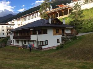 Haus Romana - Apartment - Obergurgl-Hochgurgl