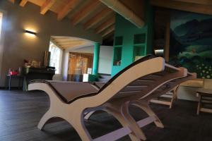 Relax Hotel Erica, Hotely  Asiago - big - 38