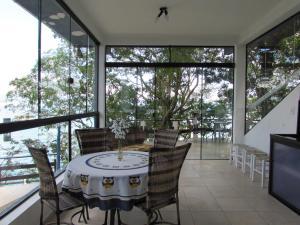 Caixa D'aço Residence, Ferienhäuser  Portobelo - big - 130