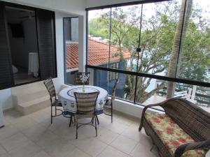 Caixa D'aço Residence, Ferienhäuser  Portobelo - big - 119